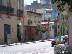 neighborhood almagro in buenos aires argentina