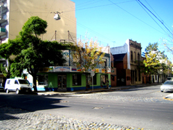 barracas, neighborhood in buenos aires argentina
